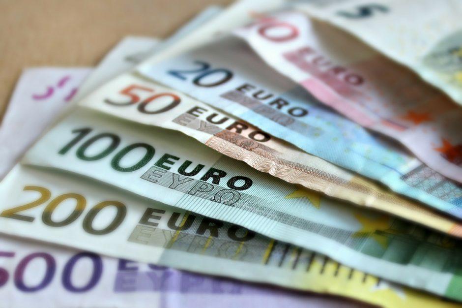 Kauno rajono gyventojams pervesta 2,2 mln. eurų