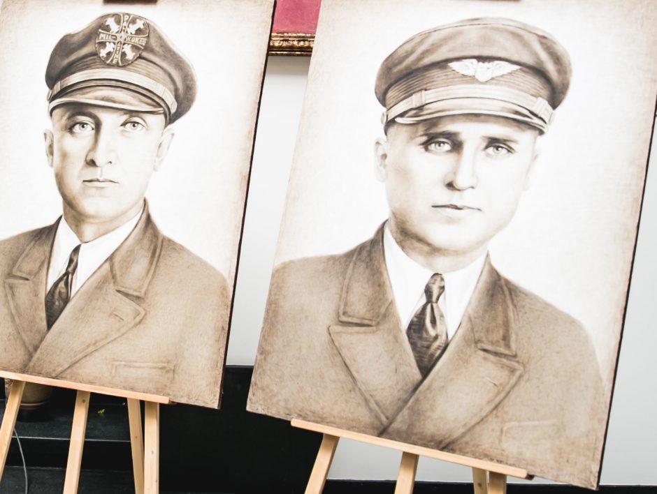"""Kauno miesto muziejus vilioja virtualia paroda """"Lituanicos skrydžiui – 80 metų"""""""