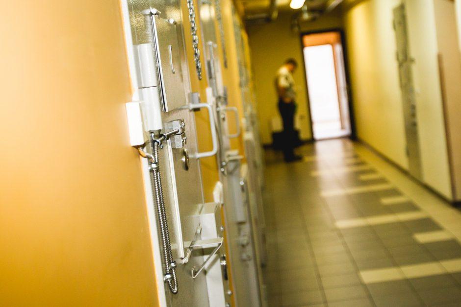 Kaltas alkoholis: paauglė priešinosi policijai ir atsidūrė areštinėje