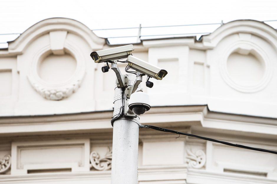 Miestą stebės akylesnės elektroninės akys