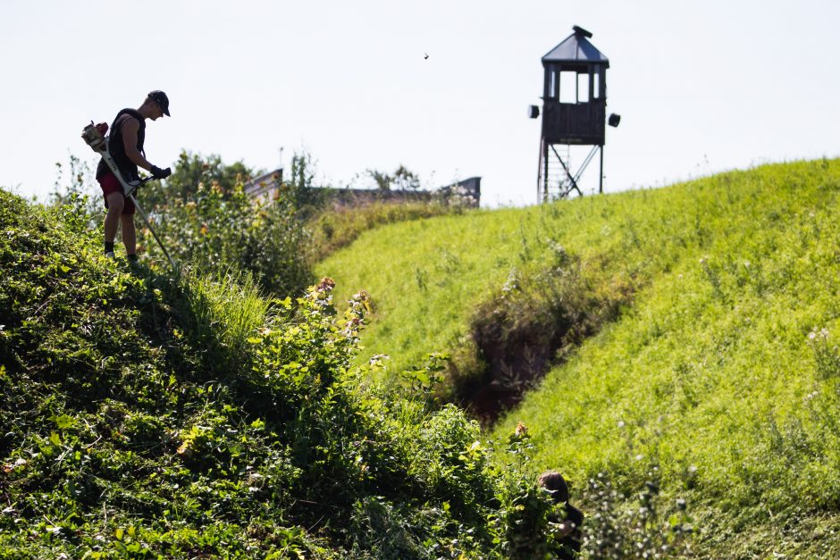 Nuspręsta, kur bus perlaidoti Kauno forte rasti žydų palaikai