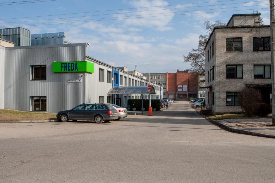 Nuodingas biokuras buvo pagamintas Kaune?