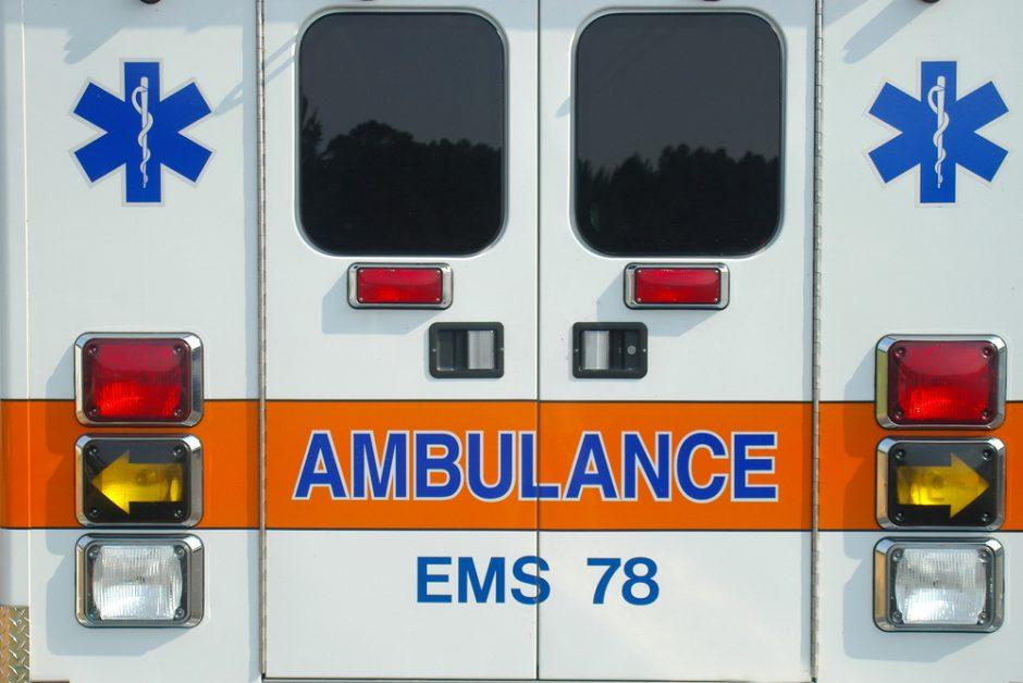 Per avariją Trakų rajone sužeisti keturi žmonės
