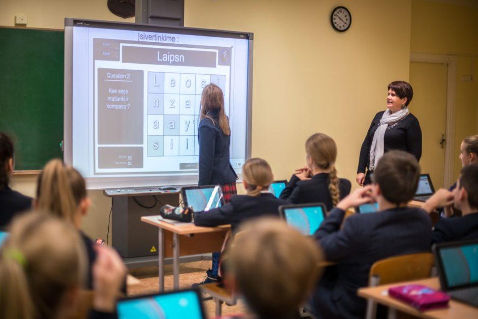 Tūkstančiai moksleivių padės atskleisti Kauno mokyklų bėdas