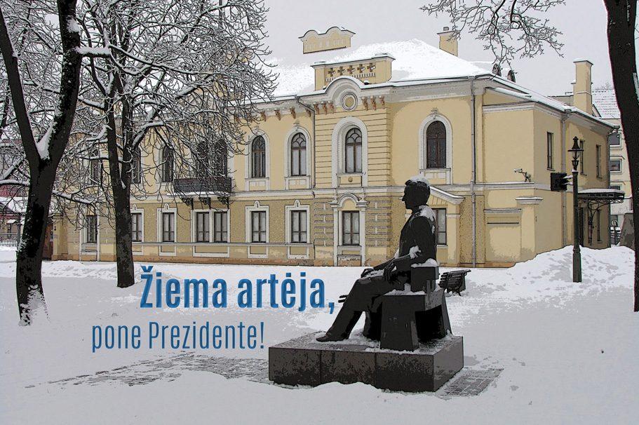 Bus prisimintos dramatiškiausios Kalėdos Kauno istorijoje