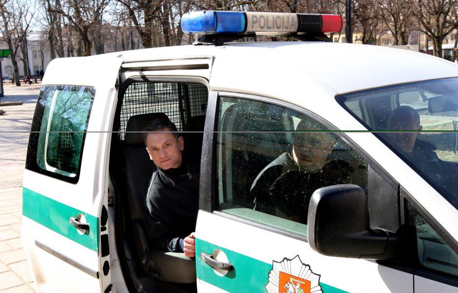 Kauno vicemeras S. Buškevičius kursto muštynes per gėjų eitynes?