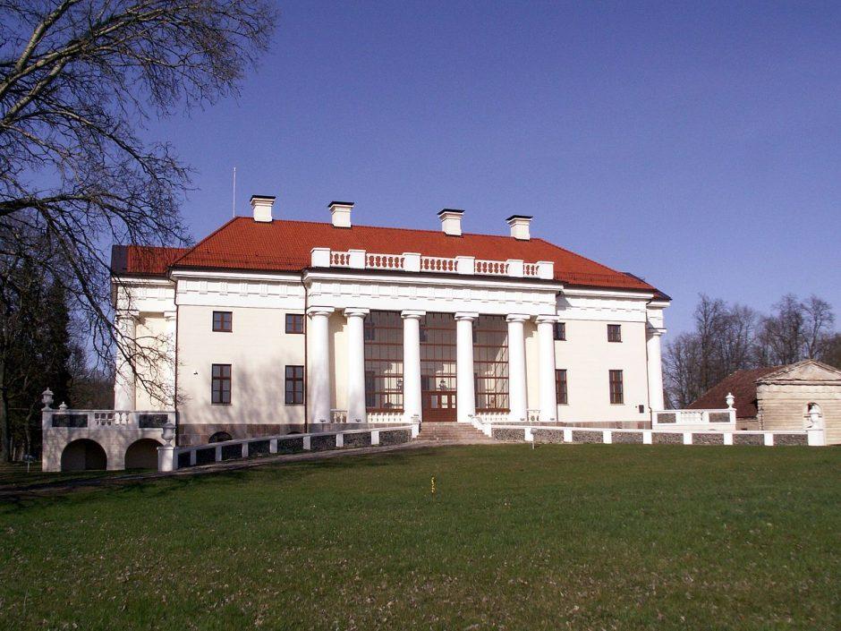 Patraukliausia Lietuvos turizmo traukos vietove tapo Pakruojo dvaras