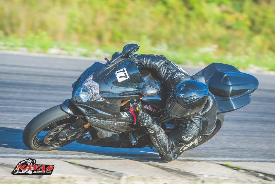 """Į """"Nemuno žiedą"""" grįžta Estijos motociklininkai"""