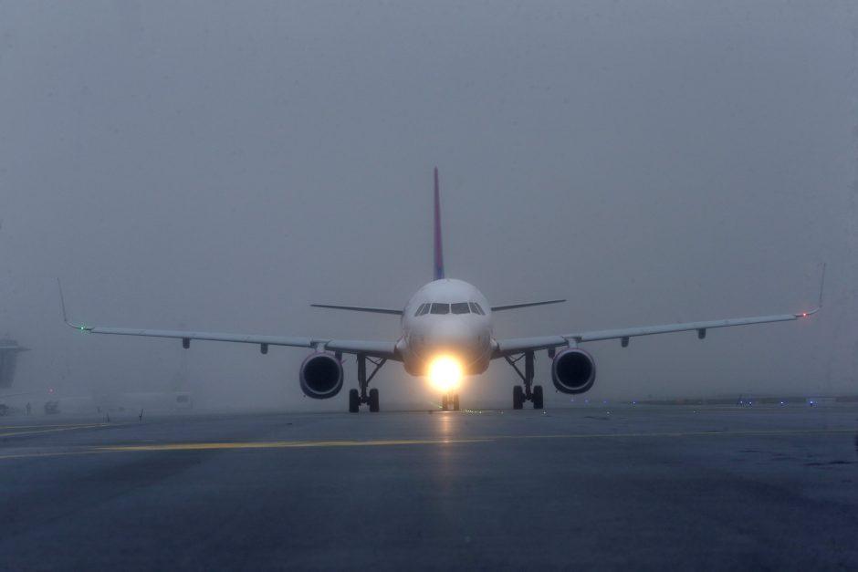 Dėl incidento sutriko Rygos oro uosto veikla