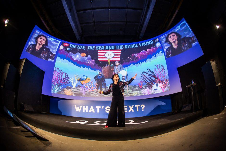 """Baigėsi tarptautinė kūrybinių industrijų konferencija """"What's Next?"""""""