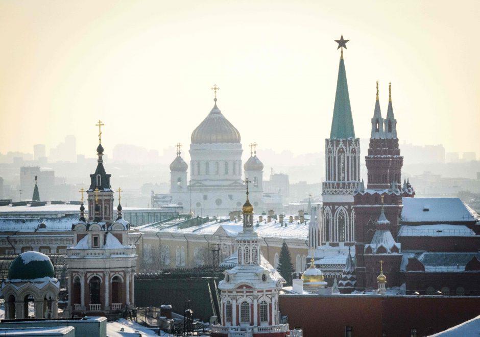 Ieškoma naujo komercijos atašė Rusijoje
