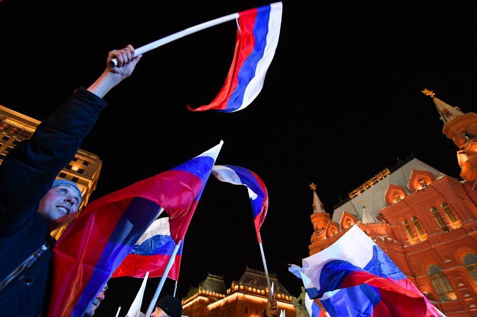 Pernai Rusijos piliečiams išduota beveik 4 mln. Šengeno vizų