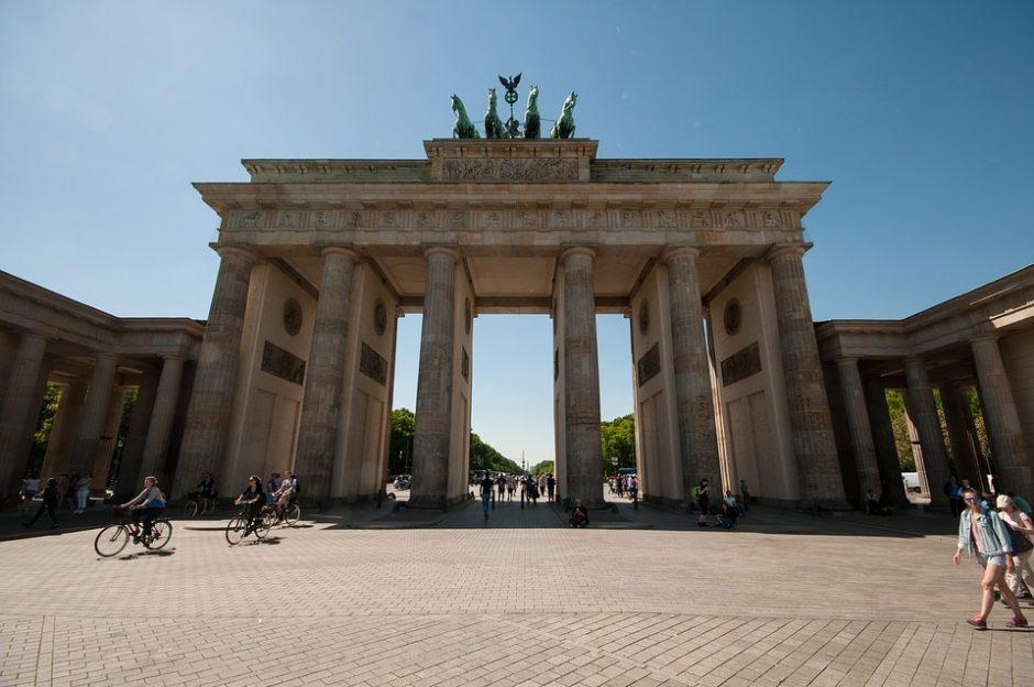 Vokietija užkirto kelią biologinei atakai