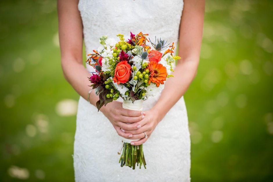 Floristas apie vestuvių dekorą: įdomu kurti tai, ko dar nebuvo