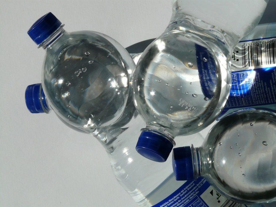 Įspėja: ne visa plastikinė tara yra ilgalaikė