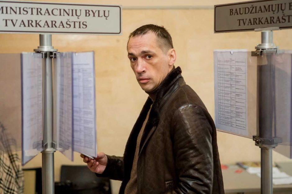 Lietuvos apeliacinis teismas vėl paleido Asilą į laisvę