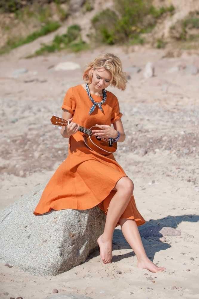 M. Linkytė tapo lietuviškų drabužių prekės ženklo veidu