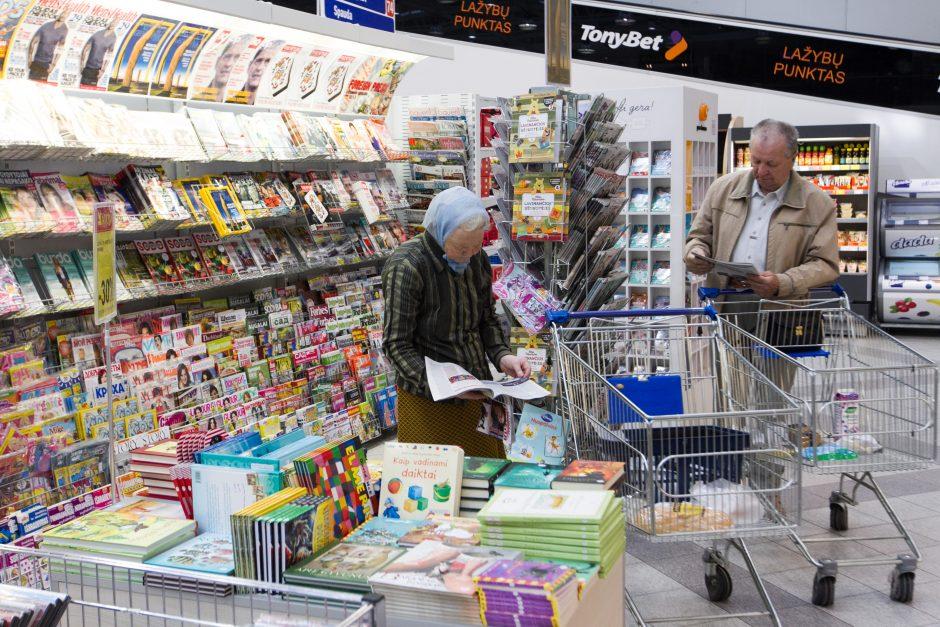 R. Karbauskis dėl žurnalų plėšymo: situacija gali būti išspręsta greitai