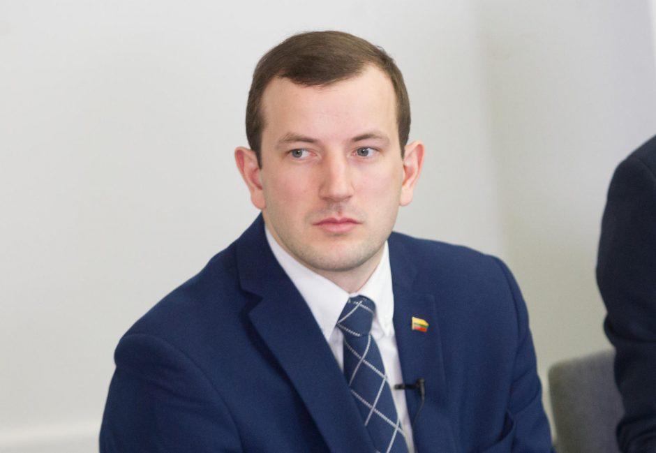 """Realiausias """"valstiečių"""" kandidatas į Vilniaus merus – V. Sinkevičius"""