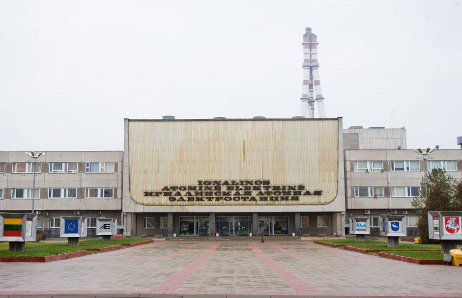 VATESI: įvykis Ignalinos AE nėra branduolinis incidentas