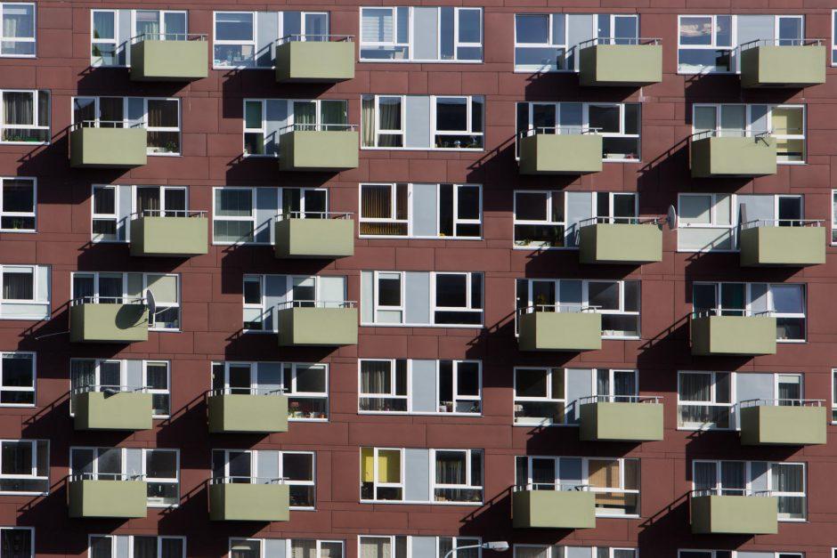 Daugėja pirmąjį būstą keičiančių gyventojų
