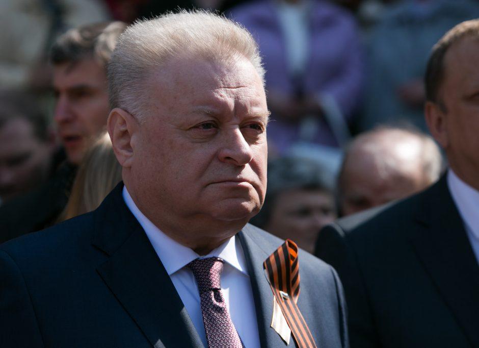 Rusijos ambasadorius: Lietuvos politikams reikia atsisakyti nepagrįstų kaltinimų