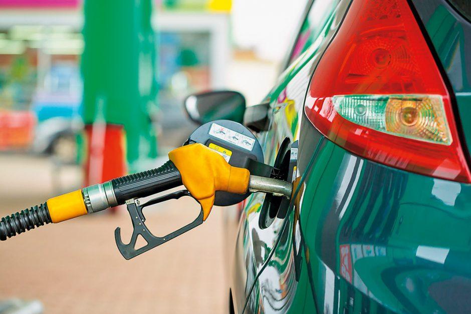 2018-aisiais – degalų kainų pasiutpolkė