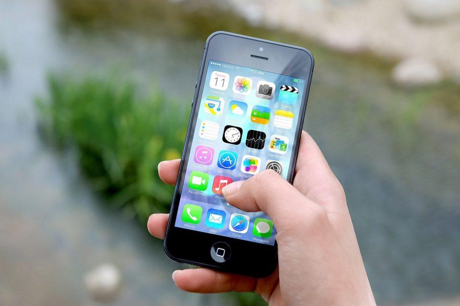 SMS žinutės Lietuvoje mini 20 metų sukaktį
