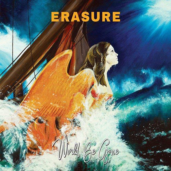 """Duetas """"Erasure"""" išleidžia 17-ąjį studijinį albumą"""