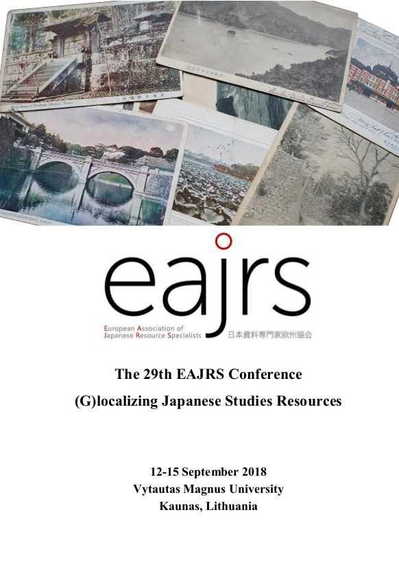 Pirmą kartą Kaune – Japonijos tyrinėjimams skirta EAJRS konferencija