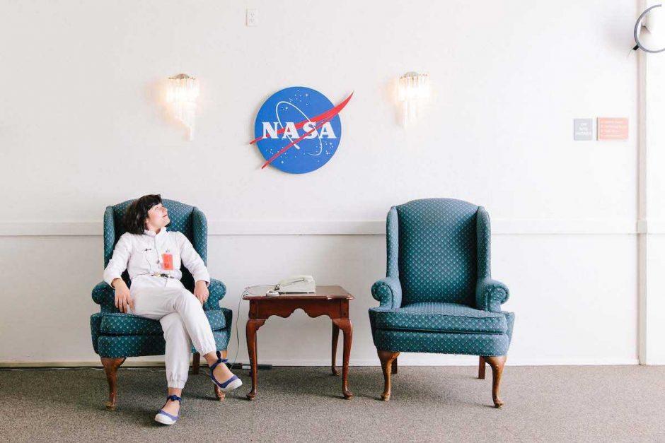 """""""What's Next 2018?"""" – su NASA orkestrą į kosmosą nusiuntusi N. Ben Hayoun"""