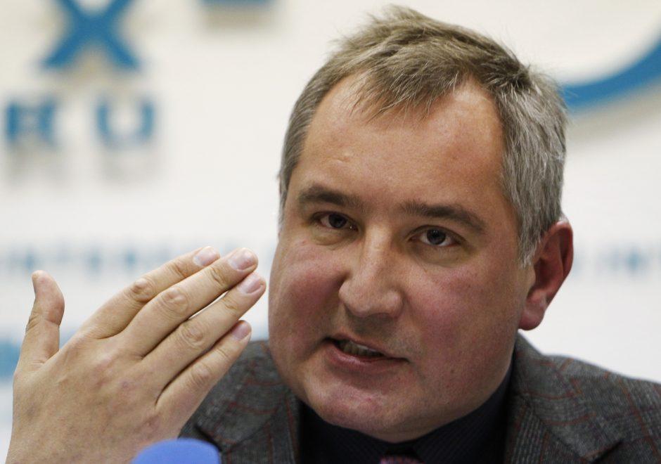 D. Rogozinas: Vakarai su islamo pasauliu elgiasi kaip beždžionė su granata