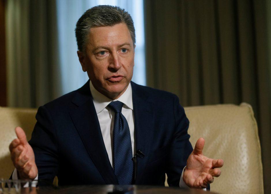 Vašingtonas skelbs naujas sankcijas dėl padėties Kryme ir Rytų Ukrainoje
