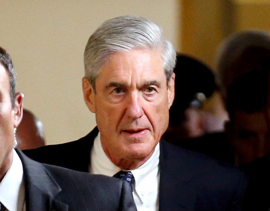 R. Muellerio komanda rengia ataskaitą dėl galimo Maskvos kišimosi į JAV rinkimus