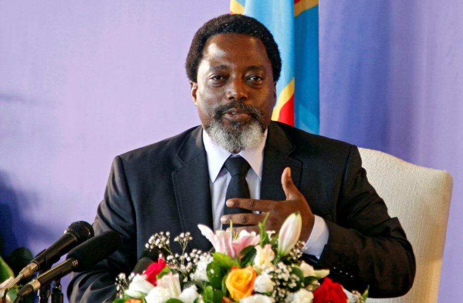 Kongo Demokratinėje Respublikoje atleisti per 250 korumpuotų teisėjų