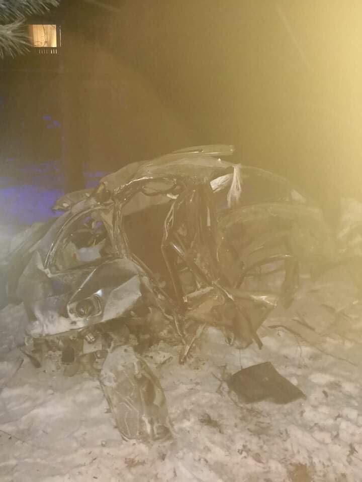 Tragedija Kretingos rajone: per avariją du vyrai žuvo, vienas – sužalotas