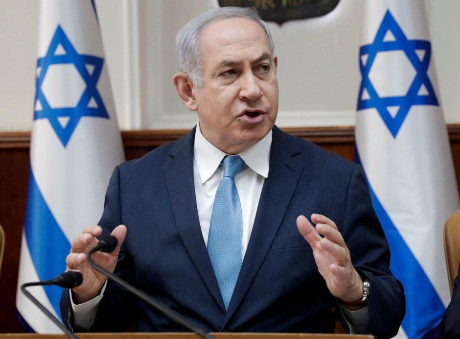 """Izraelio parlamentas pritarė įstatymo projektui dėl mirties bausmės """"teroristams"""""""