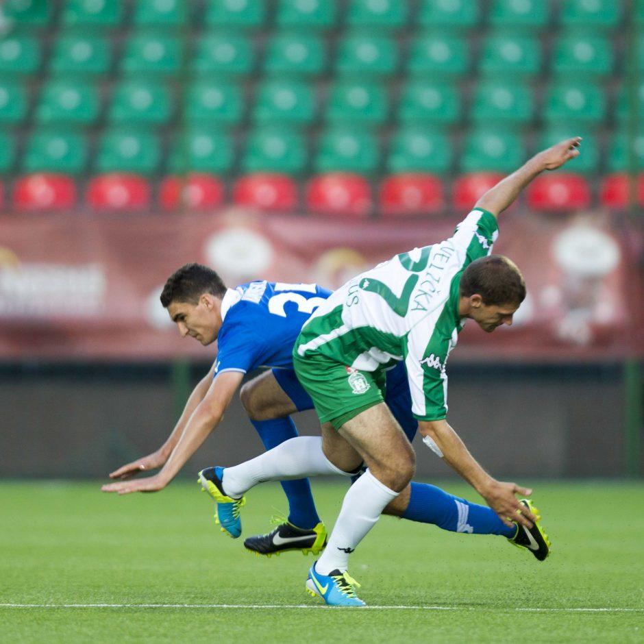 UEFA malonės Vilniaus