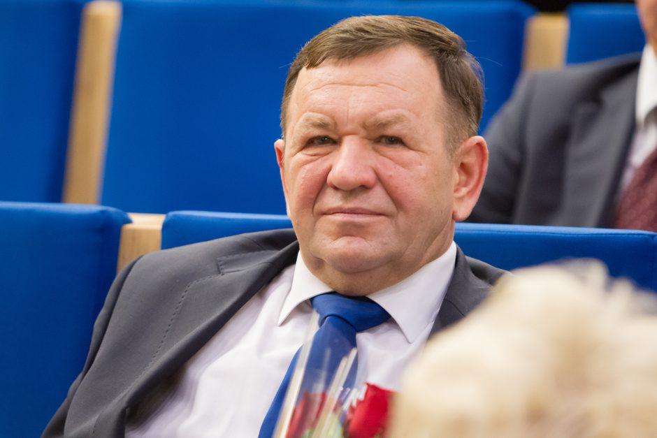 Seimo komisijos dėl K. Pūko imuniteto darbas pratęstas iki gruodžio vidurio