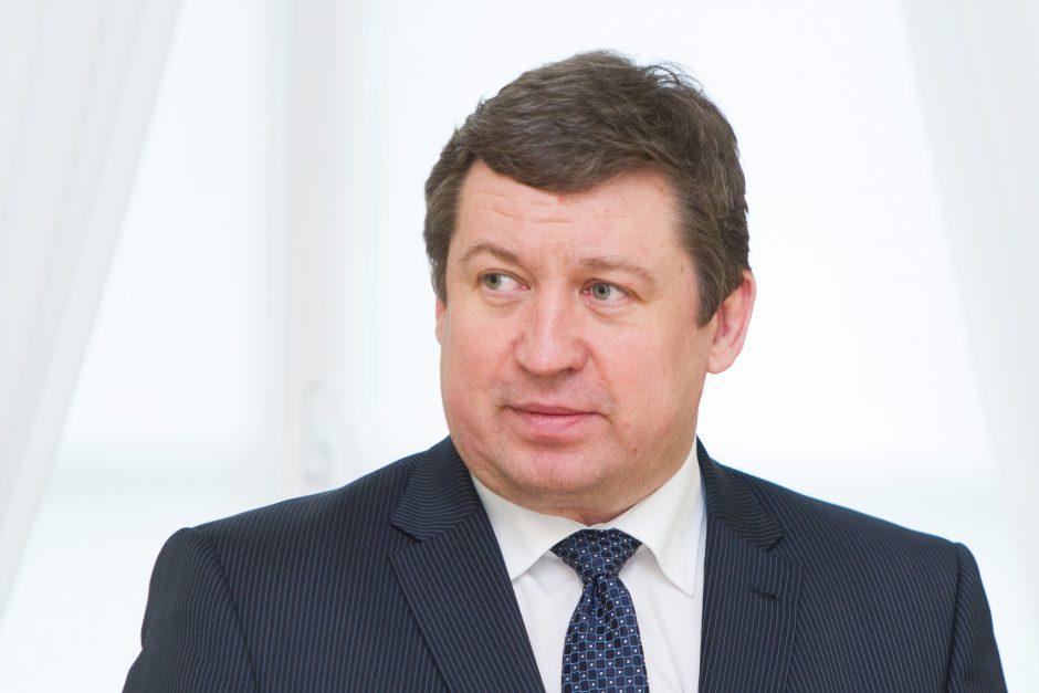 Ministras: karinis aktyvumas Baltijos regione išaugo (interviu)