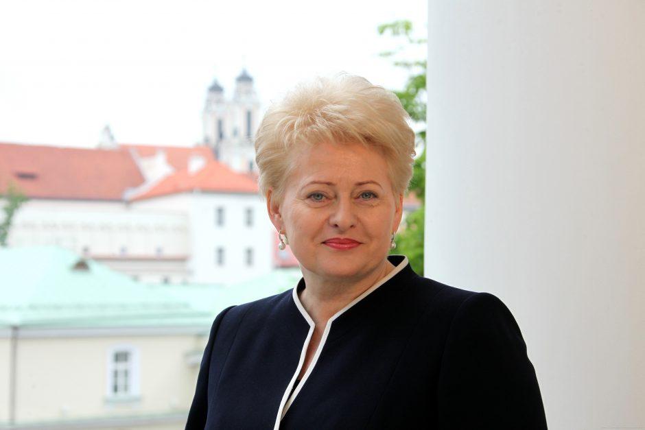 D.Grybauskaitė pasveikino Britanijos karalienę Elžbietą II gimus proanūkiui