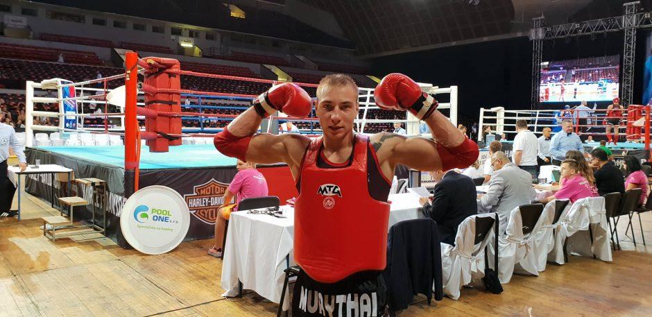 Kauno kovotojai siekia aukso medalių