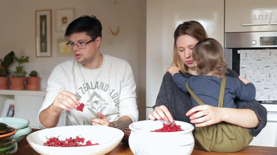 Sėkmingą jaunos šeimos verslą įkvėpė iš prosenelės gautas receptas