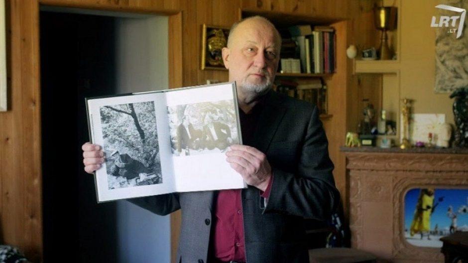 Fotografas R. Požerskis: pilietiškumo išmokau per R. Kalantos įvykius