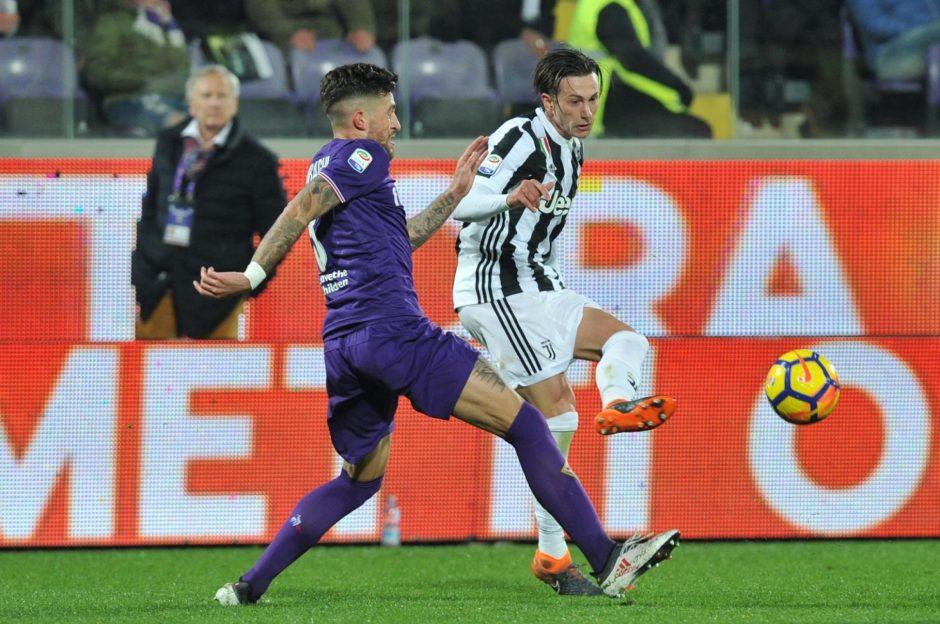 """""""Juventus"""" sutvarkė reikalus Florencijoje"""
