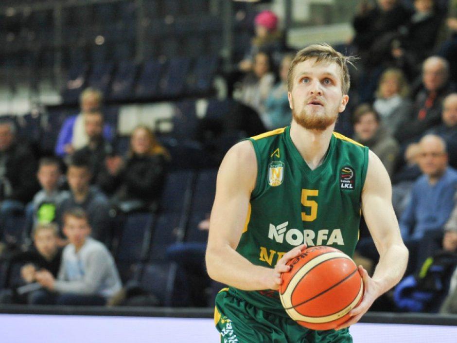 """""""Nevėžio"""" krepšininkai tapo FIBA Europos taurės grupės nugalėtojais"""