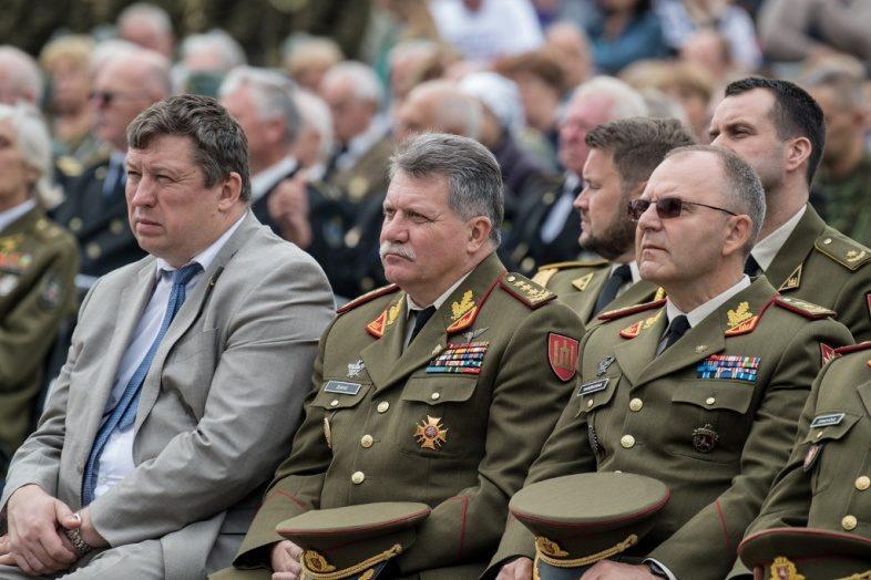 Šiluvoje už Lietuvos karius buvo aukojamos Šv. Mišios
