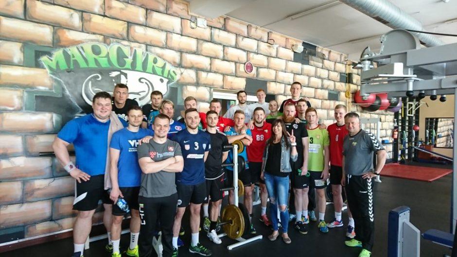 Lietuvos rankinio rinktinė – pajėgiausiame atrankos į pasaulio čempionatą krepšelyje