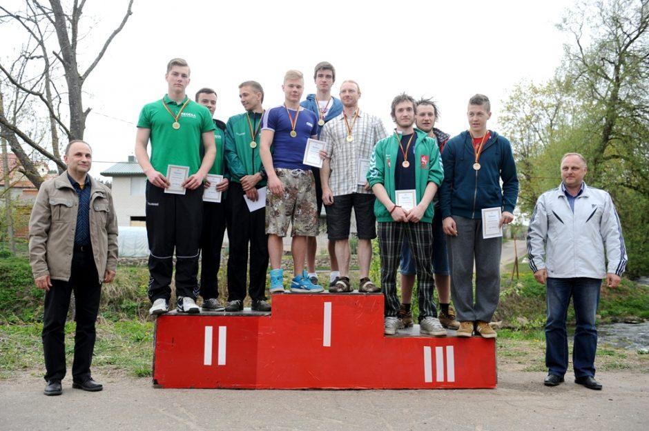 Atvirajame Lietuvos baidarių ir slalomo čempionate – lietuvių ir latvių pergalės