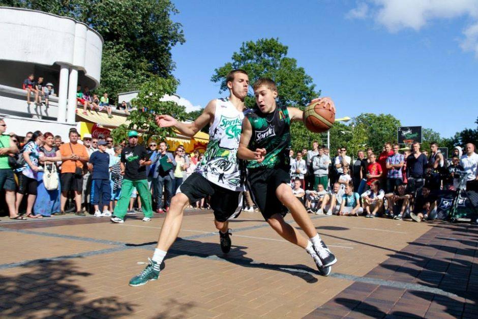 """""""Sprite talentų kovos"""" finale – svečiai iš NBA"""